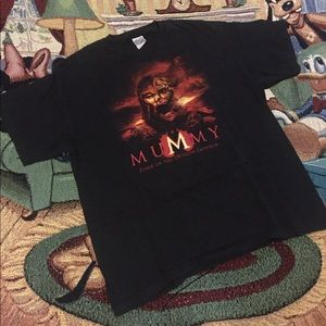 The mummy tomb of the dragon emperor tee shirt